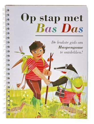 Detailfoto van Op stap met Bas Das