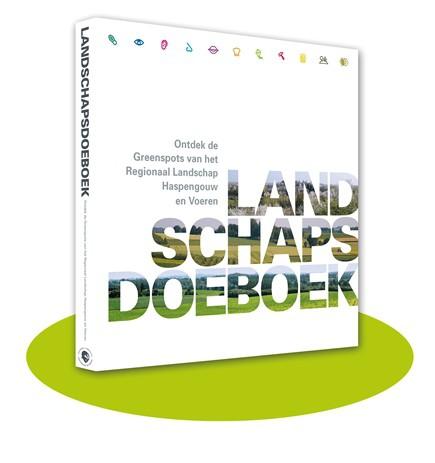 Detailfoto van Landschapsdoeboek - ontdek de Greenspots