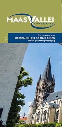 Detailfoto van Cultuurbrochure Kessenich en de Drie Eigen
