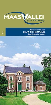 Detailfoto van Cultuurbrochure Leut en Meeswijk