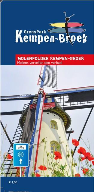 Detailfoto van Molenfolder Kempen~Broek