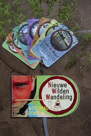 Detailfoto van Nieuwe Wilden Wandeling
