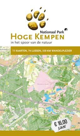 Detailfoto van Wandelbox Nationaal Park Hoge Kempen