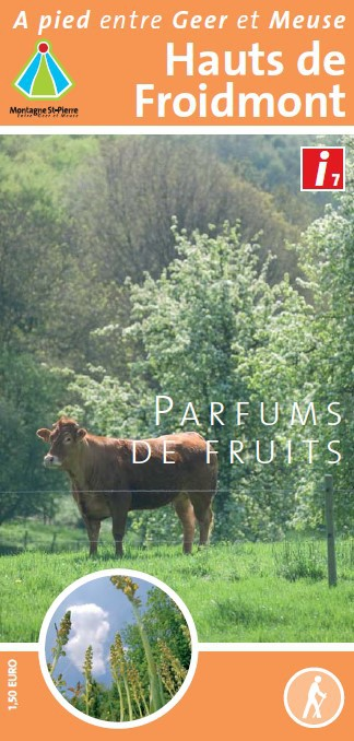 Detailfoto van Hauts de Froidmont, Parfums de fruits (Franstalig)