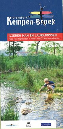 Detailfoto van IJzeren Man en Laurabossen