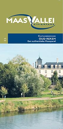 Detailfoto van Cultuurbrochure Oud-Rekem