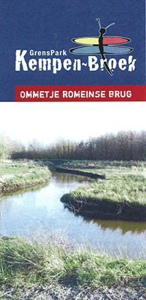 Detailfoto van Ommetje Romeinse Brug