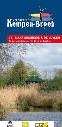 Detailfoto van St. Maartensheide en De Luysen