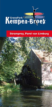 Detailfoto van Stramproy, Parel van Limburg
