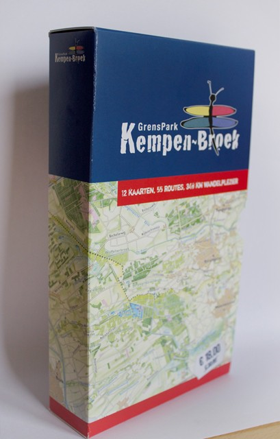 Detailfoto van Wandelbox Kempen~Broek