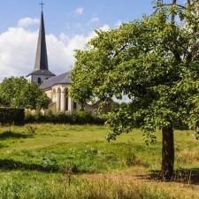 Maasvallei: Aldeneik - instapplaats 'Heerenlaak' (P5) (oranje)
