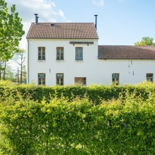 Kempen~Broek: Smeetshof  - instapplaats Smeetshoeve (oranje)