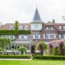 Kempen~Broek: Tösch-Langeren - instapplaats Kasteel van Wurfeld (groen)