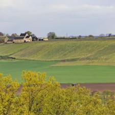 Wandelen tussen Jeker en Maas - Sint-Pieter, startplaats Chalet Bergrust (groen)