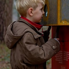 Hoksent-Molhem: Stadspark Peer (rood)