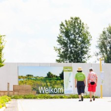 Maasvallei: Stokkem- instapplaats 'De Wissen' (P10) (geel)