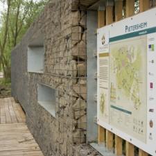Toegangspoort Pietersheim - Waterburcht (thema)