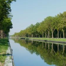 Kempen~Broek: de Kempen - instapplaats einde Kempenweg, Bocholt (groen)
