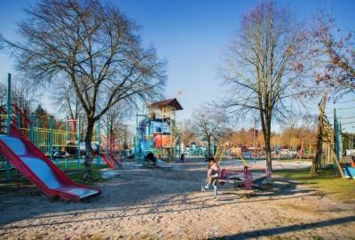 De Groote Heide: Sint-Huibrechts-Lille - startplaats De Bosuil (oranje)
