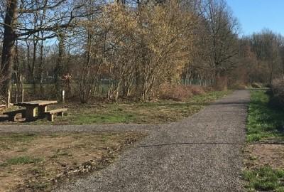 Verborgen Moois Herkenrodebossen - Startplaats Ten Hove (blauw)