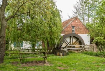 Kempen~Broek: St.-Maartensheide - De Luysen - Instapplaats Luysmolen (groen)