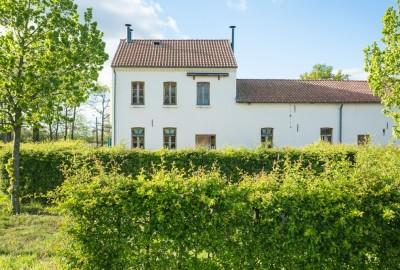 Kempen~Broek: Smeetshof  - instapplaats 't Vosseven  (oranje)