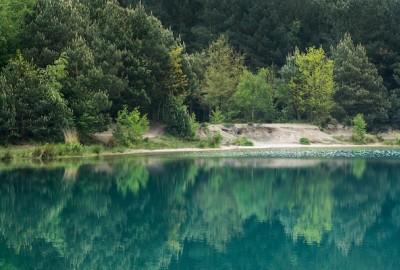Kempen~Broek: Loozerheide-Ringselven Gemeenschapscentrum De Schakel (groen)