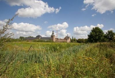 De Wijers: Herkenrode - startplaats Abdijsite (groen)