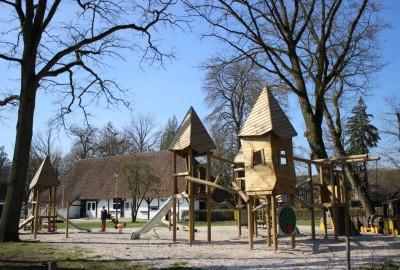 De Wijers: Bolderberg-Viversel - startplaats domein Bovy (oranje)