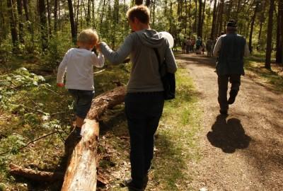 Vallei van de Zwarte Beek: Koersels Kapelleke -startplaats De Watersnip (oranje)