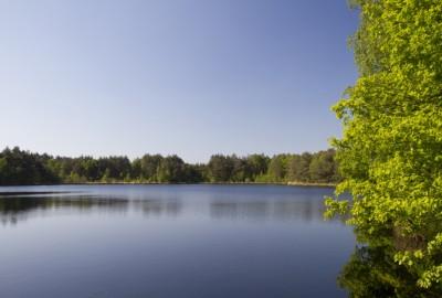 Hoge Kempen: Donderslag - Instapplaats Weg naar Zwartberg (P1) (groen)