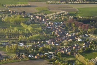Greenspot Heks, startplaats De Horne (rood)